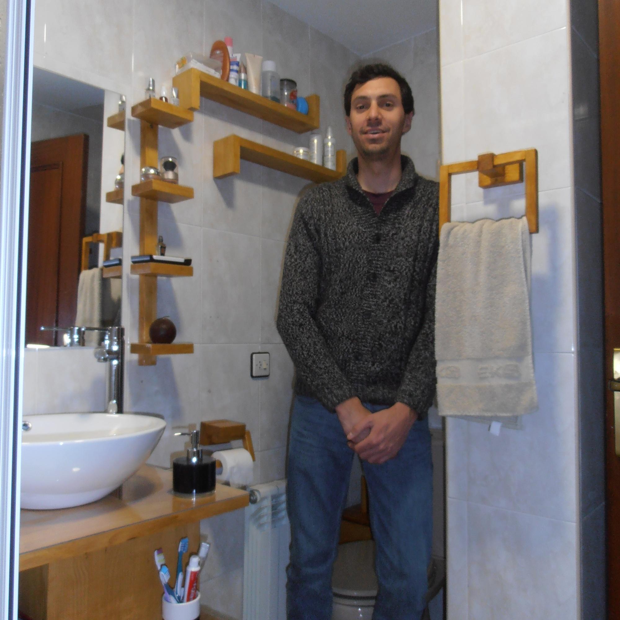 Muebles y accesorios para cuarto de baño